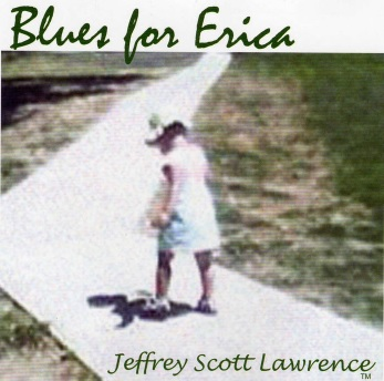 Album cover for Blues for Erica