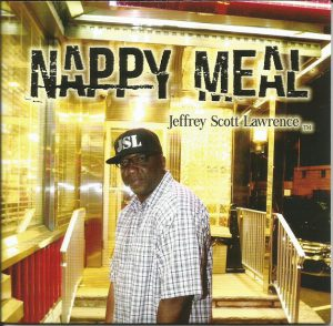 Nappy Meal CD Cover by Jeffrey Scott Lawrence